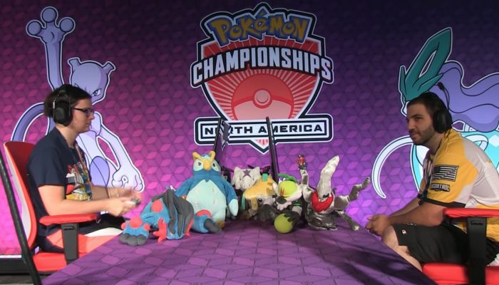 2018 Pokémon North America International Championships: Pokkén Tournament DX Grand Finals