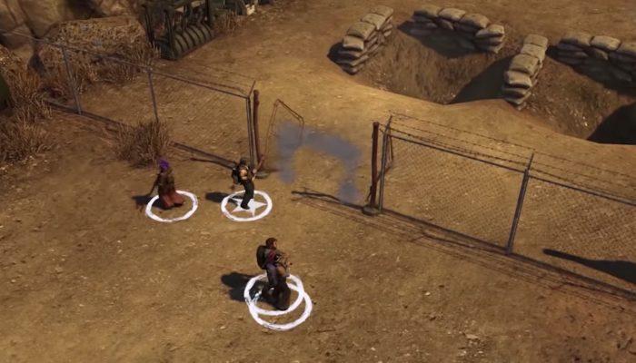 Wasteland 2 – Announcement Trailer