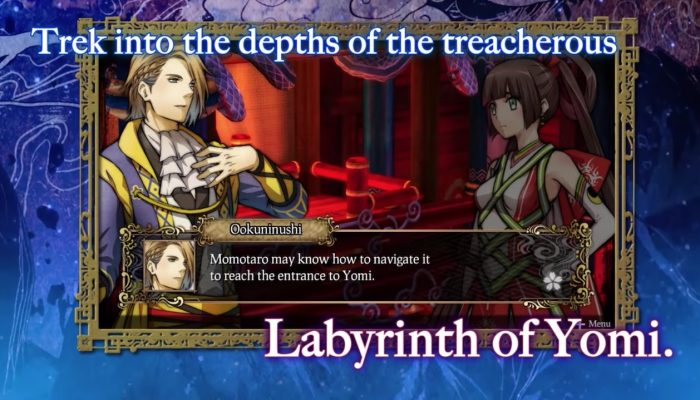 God Wars: The Complete Legend – The Labyrinth of Yomi
