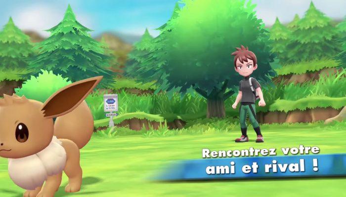 Pokémon : Let's Go, Pikachu & Let's Go, Évoli – Bande-annonce Explorez l'univers du jeu !
