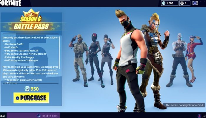 Fortnite – Battle Pass Introduction & Overview