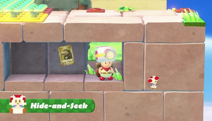 Captain Toad: Treasure Tracker – Overview Trailer