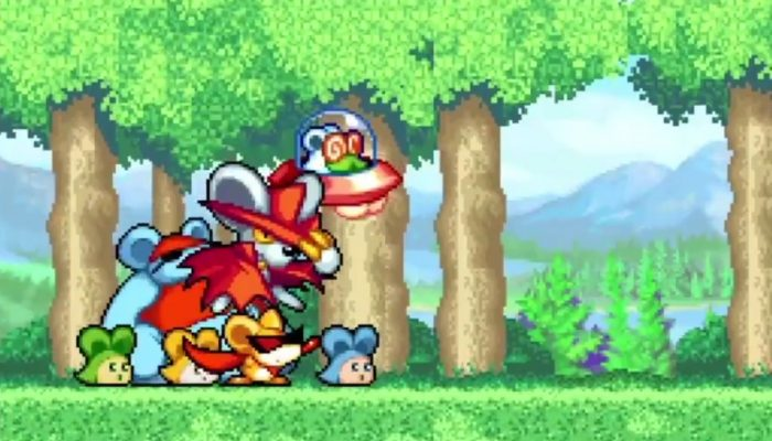 More gameplay for Daroach in Kiby Star Allies