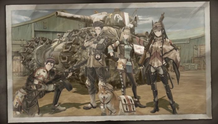 Valkyria Chronicles 4 – Opening Movie