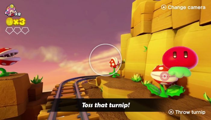Captain Toad: Treasure Tracker – Co-op Trailer