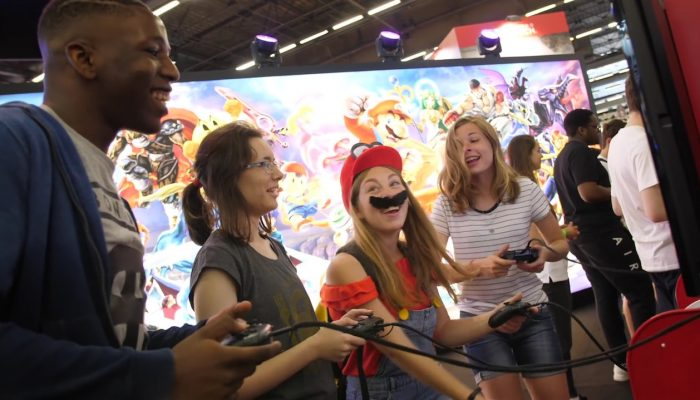 Super Smash Bros. Ultimate – Retours de joueurs à Japan Expo 2018