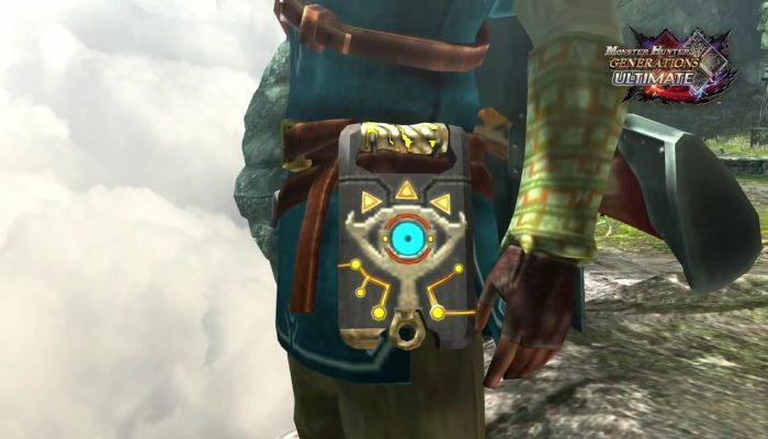 Monster Hunter Generations Ultimate – The Legend of Zelda Collaboration Trailer