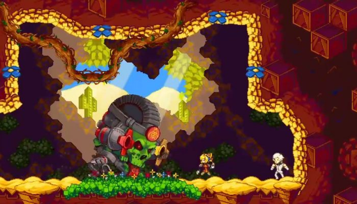 Iconoclasts launching August 2 on Nintendo Switch