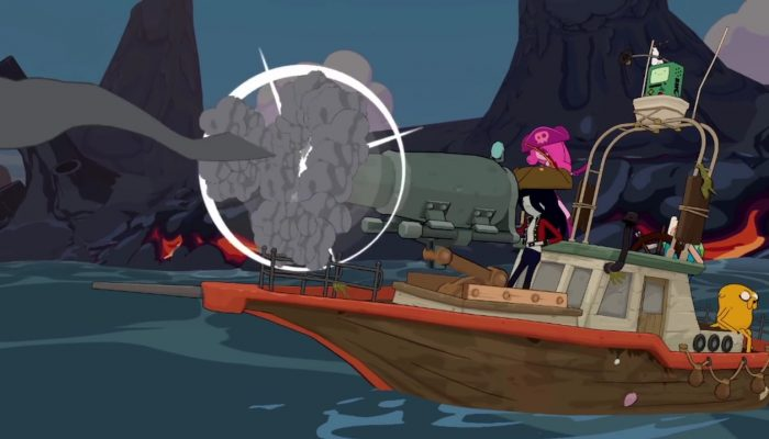 Adventure Time: Pirates of the Enchiridion – Release Trailer