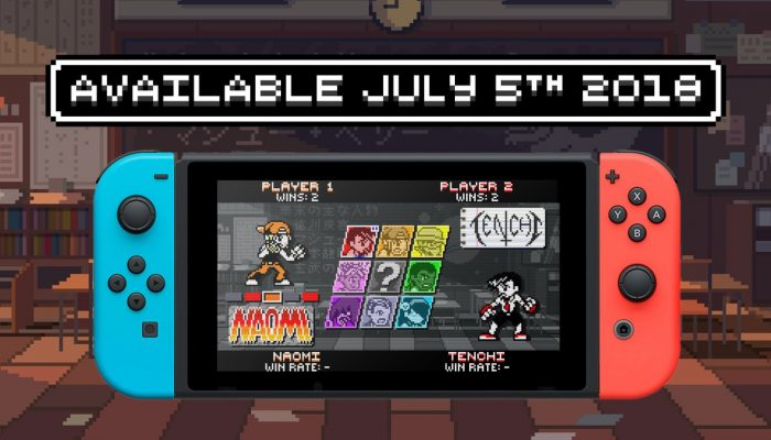 Pocket Rumble launching on Nintendo Switch on July 5