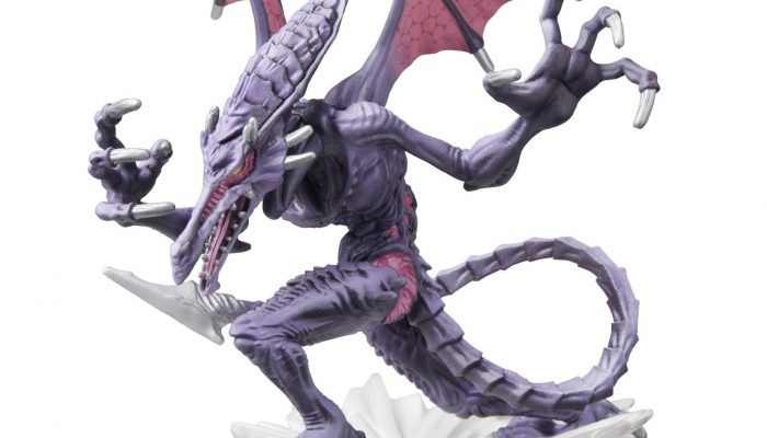 Ridley, Inkling and Wolf amiibo available December 7