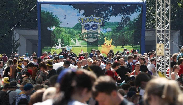 Here's how Pokémon Go Safari Zone in Dortmund went down