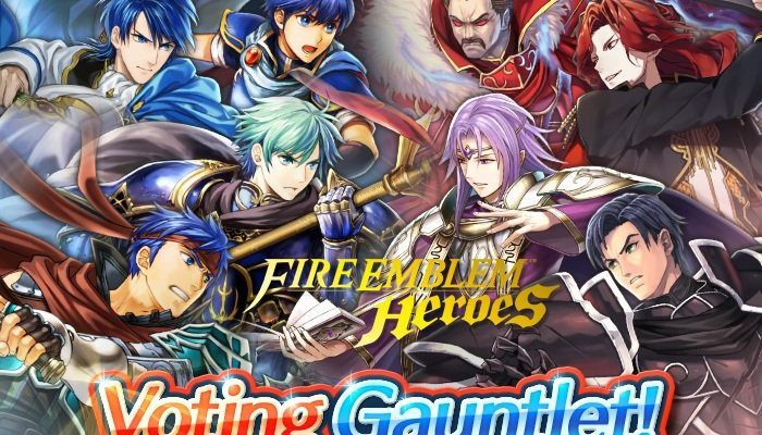 Fated Battles Voting Gauntlet in Fire Emblem Heroes