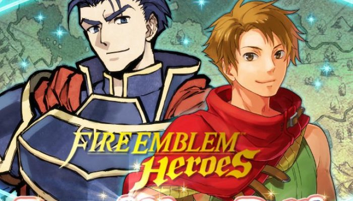 Hector & Matthew Bound Hero Battle in Fire Emblem Heroes