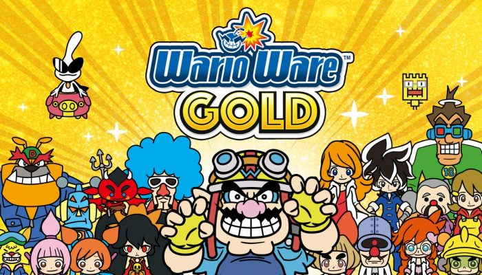 WarioWare Gold demo now available in North America