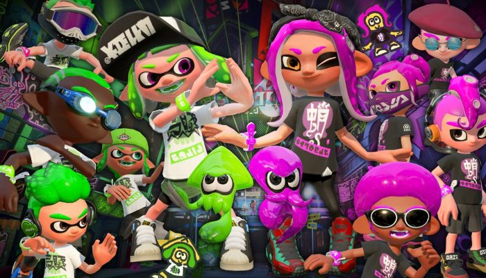 Here is Splatoon 2's final promo for its first-year anniversary Splatfest