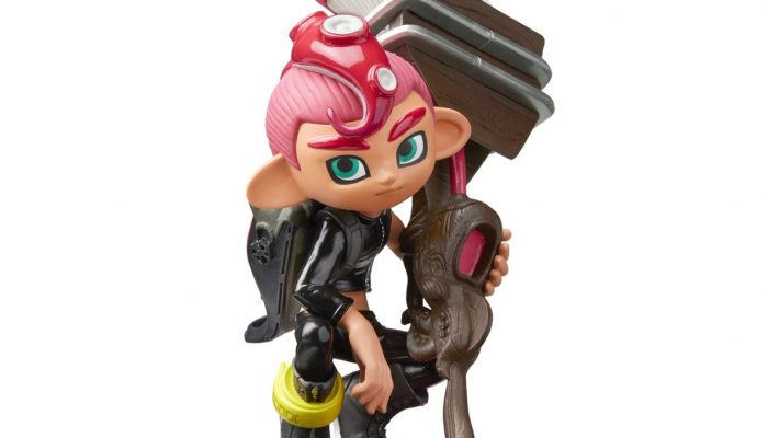Splatoon 2 Octo amiibos coming to Europe on November 9