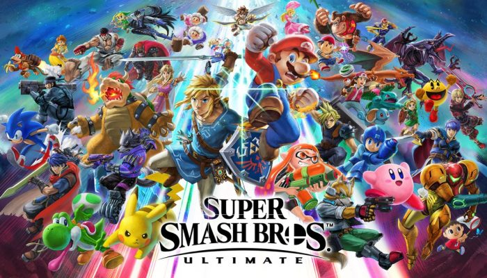 Nintendo France : 'Nintendo dévoile son line-up à Japan Expo : Super Smash Bros. Ultimate sera de la partie'