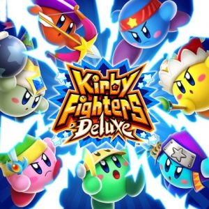 Nintendo eShop Sale Kirby Fighters Deluxe