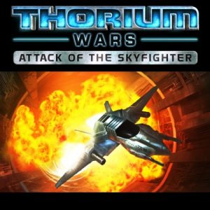 Nintendo eShop Downloads Europe Thorium Wars Attack of the Skyfighter