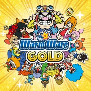 Nintendo eShop Downloads Europe WarioWare Gold