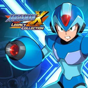 Nintendo eShop Downloads Europe Mega Man X Legacy Collection