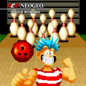 Nintendo eShop Downloads Europe ACA NeoGeo League Bowling
