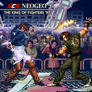 Nintendo eShop Downloads Europe ACA NeoGeo The King of Fighters '97