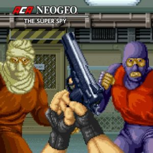 Nintendo eShop Downloads Europe ACA NeoGeo The Super Spy