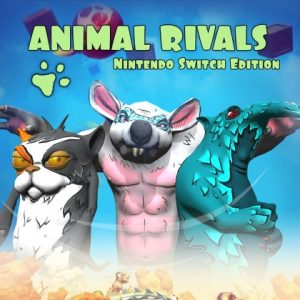 Nintendo eShop Downloads Europe Animal Rivals Nintendo Switch Edition