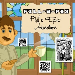 Nintendo eShop Downloads Europe Fill-a-Pix Phil's Epic Adventure
