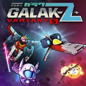 Nintendo eShop Downloads Europe GALAK-Z Variant S