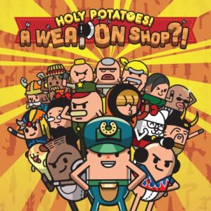 Nintendo eShop Downloads Europe Holy Potatoes A Weapon Shop