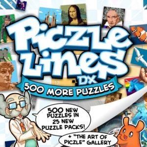 Nintendo eShop Downloads Europe Piczle Lines DX 500 More Puzzles