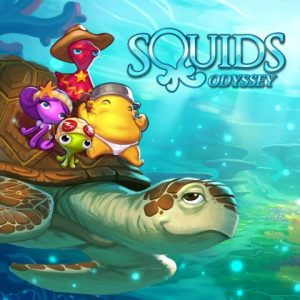Nintendo eShop Downloads Europe Squids Odyssey