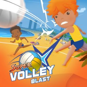 Nintendo eShop Downloads Europe Super Volley Blast