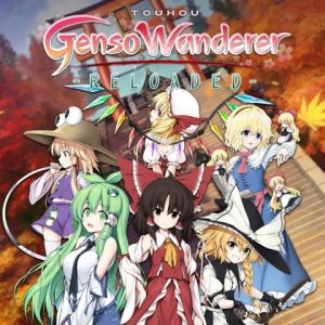 Nintendo eShop Downloads Europe Touhou Genso Wanderer Reloaded