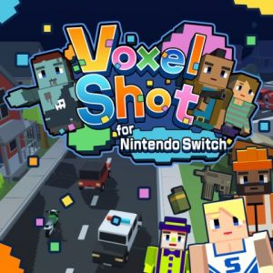 Nintendo eShop Downloads Europe Voxel Shot for Nintendo Switch