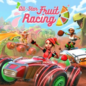 Nintendo eShop Downloads Europe All-Star Fruit Racing