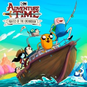 Nintendo eShop Downloads Europe Cartoon Network Adventure Time Pirates of the Enchiridion