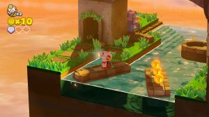 Nintendo eShop Downloads North America Captain Toad Treasure Tracker