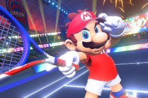 Media Create Top 50 Mario Tennis Aces