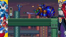 Nintendo eShop Downloads North America Mega Man X Legacy Collection