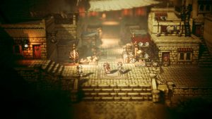 Nintendo eShop Downloads North America Octopath Traveler