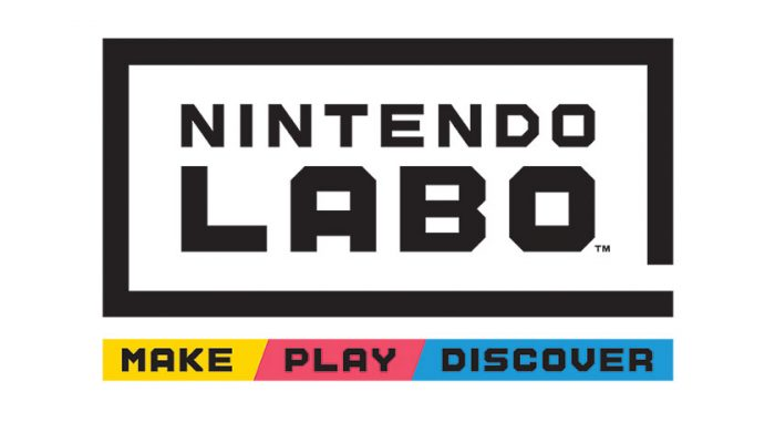 NoA: 'Discover Nintendo Labo at Best Buy on 7/28'