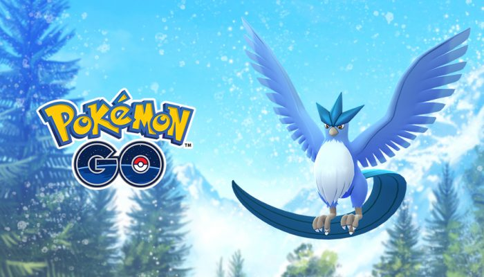 Niantic: 'Unlock Articuno Day during Professor Willow's Global Challenge!'