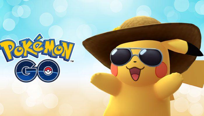 Niantic: 'Celebrate Pokémon Go's Second Anniversary with Pikachu!'