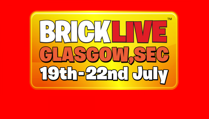 Nintendo UK: 'Try Nintendo Switch at BrickLive Glasgow this July'