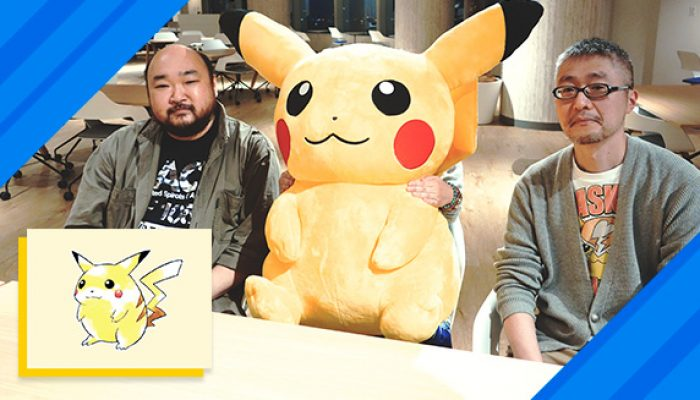 Pokémon: 'Creator Profile: The Creators of Pikachu'