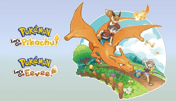 NoA: 'New information revealed for Pokémon: Let's Go, Pikachu! and Pokémon: Let's Go, Eevee!'